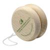 Yoyo en bois certifié durable
