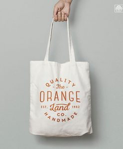 Sac shopping publicitaire 100% coton naturel totebag