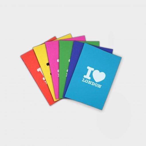 Carnet écologique en papier recyclé ARBRE A BULLES