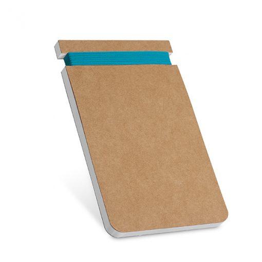 Carnet écologique en carton et papier recyclé ARBRE A BULLES